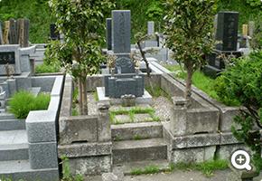 外柵リフォーム 千葉市営桜木霊園