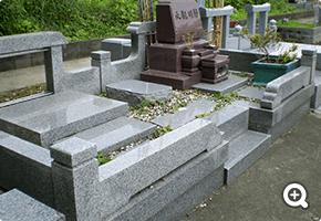 印西市内共同墓地